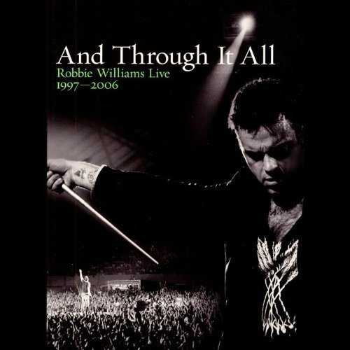 Robbie Williams Through It All (live 1997 06) Import Eu 2 DVD Pal (2)