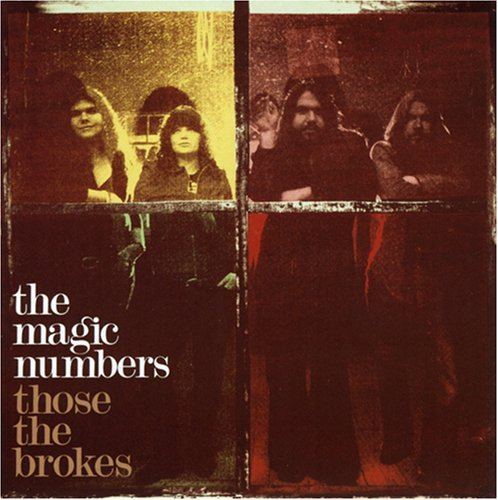 Magic Numbers Those The Brokes Import Arg