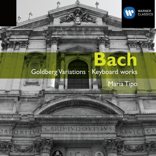 J.S. Bach Goldberg Variations Keyboard W Tipo*maria (pno) 2 CD Set