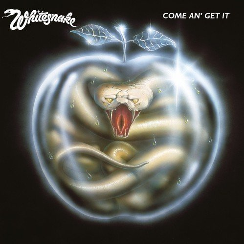 Whitesnake Come An' Get It Import Gbr Remastered