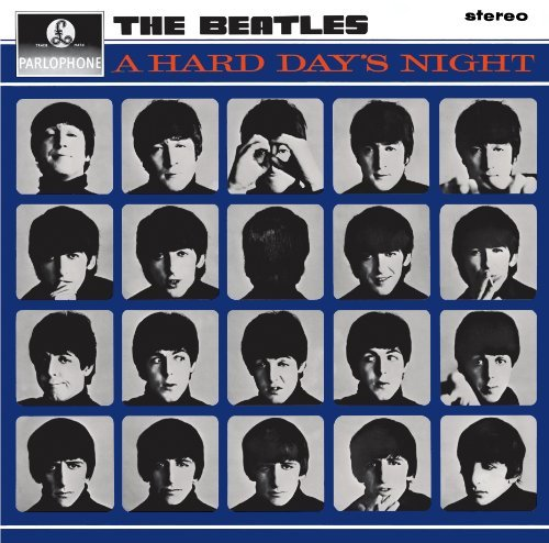 Beatles Hard Day's Night (original Rec 180gm Vinyl