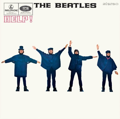 Beatles Help! (original Recording Rema 180gm Vinyl