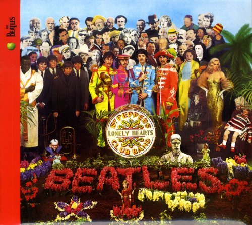 Beatles Sgt. Pepper's Lonely Hearts Club Band Remastered