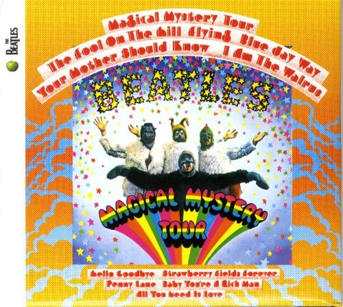 Beatles Magical Mystery Tour Remastered