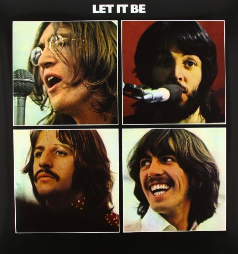 Beatles Let It Be 180gm Vinyl