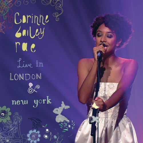 Corinne Bailey Rae Live In London & New York Amaray Incl. Bonus DVD