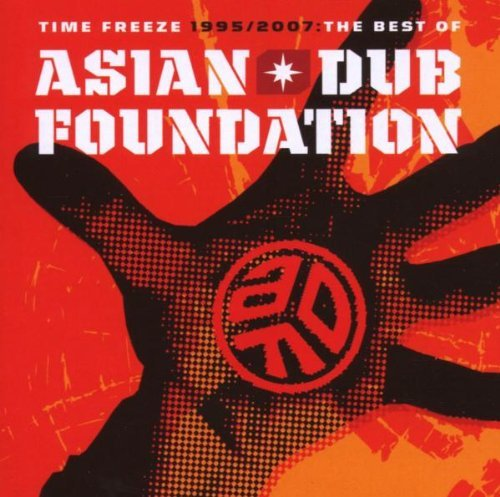 Asian Dub Foundation Time Freeze The Best Of 2 CD Set