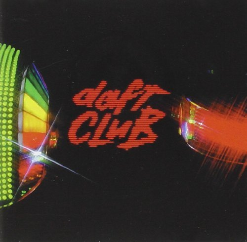 Daft Punk Daft Club Import Eu