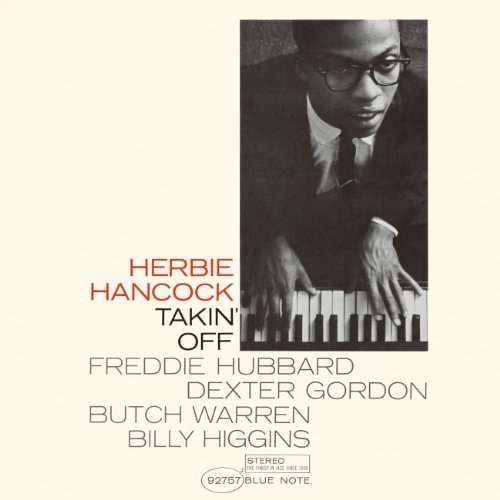 Herbie Hancock Takin' Off Remastered Rudy Van Gelder Editions