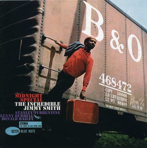 Jimmy Smith Midnight Special Remastered Rudy Van Gelder Editions
