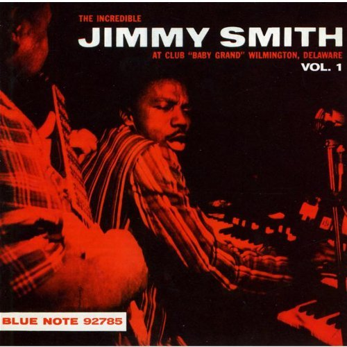 Jimmy Smith Vol. 1 Live At The Baby Grand