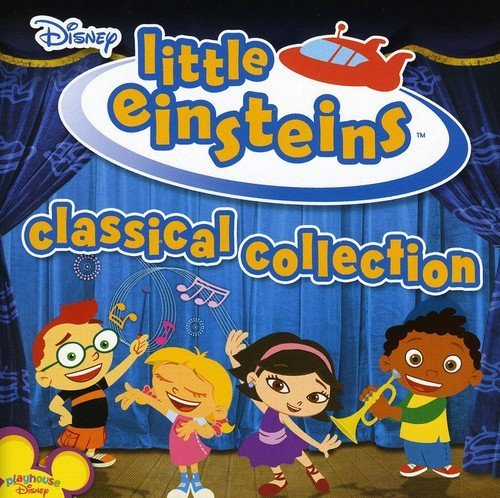 Little Einsteins Classical Collection Import Gbr