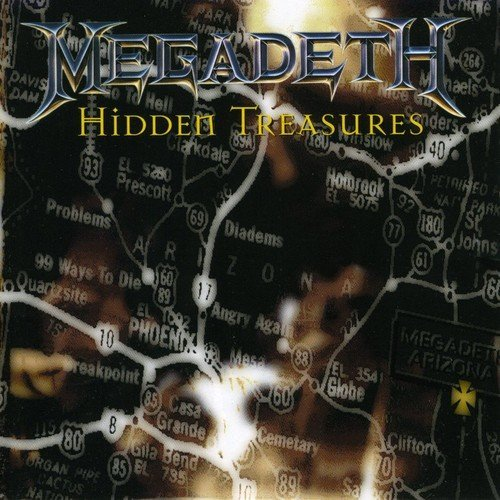 Megadeth Hidden Treasures Import Eu Includes Bonus Tracks
