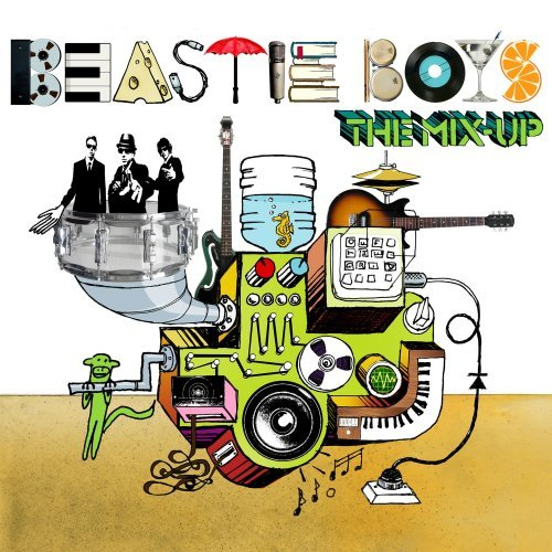 Beastie Boys Mix Up Digipak