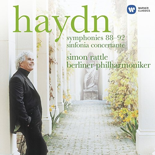 Simon Rattle Haydn Symphonies 88 92 Rattle Berliner Phil