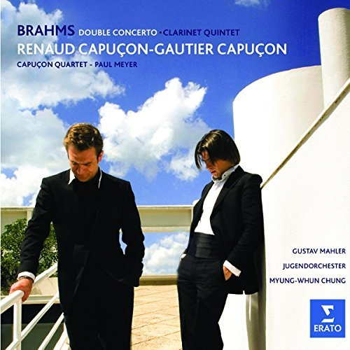 Capucon R. Capucon G. Brahms Double Concerto Chung Gustav Muhler Jugendorch