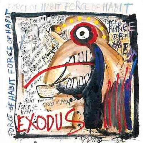 Exodus Force Of Habit Paper Sleeves