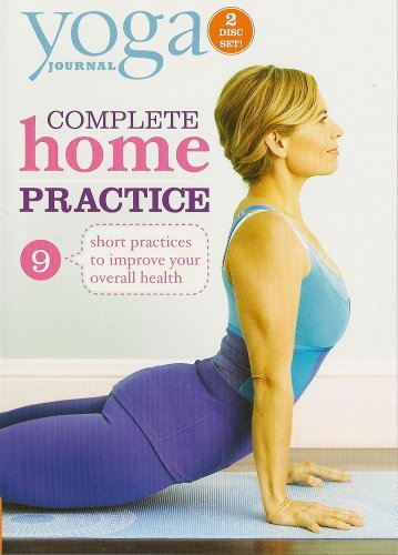 Complete Home Practice Set Yoga Journal Nr 2 DVD