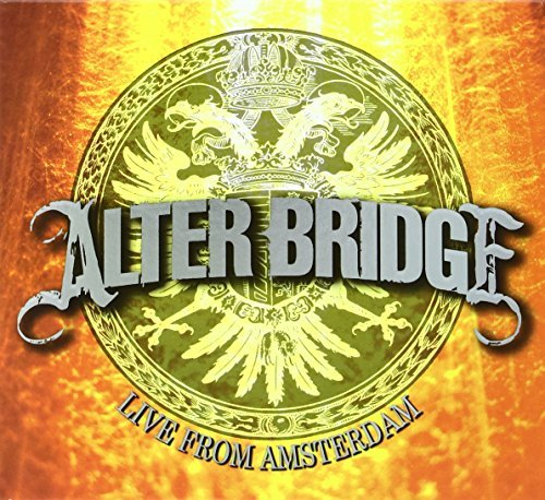 Alter Bridge Alter Bridge Live From Amsterd Explicit Version Incl. DVD