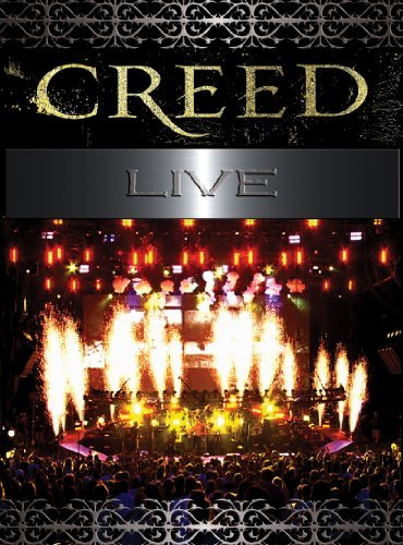 Creed Live Blu Ray