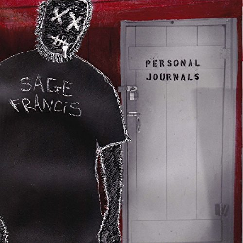 Sage Francis Personal Journals Incl. 24 Page Booklet