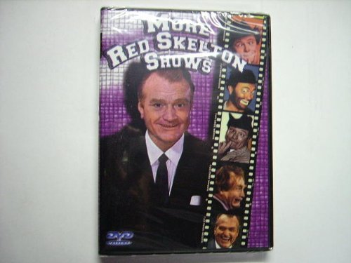 More Red Skelton Shows DVD