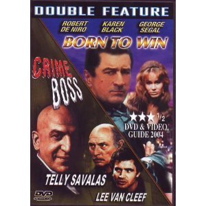 Born To Win Crime Boss Double Feature