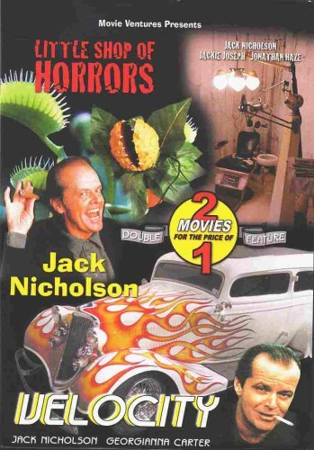 Jack Nicholson Multi Little Shop Of Horrors Velocity