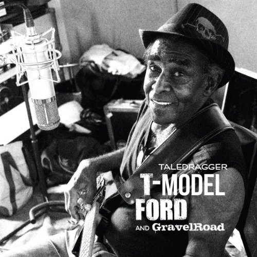 T Model Ford & Gravel Road Taledragger Blue Vinyl