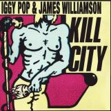 Iggy & James Williamson Pop Kill City Pink Vinyl