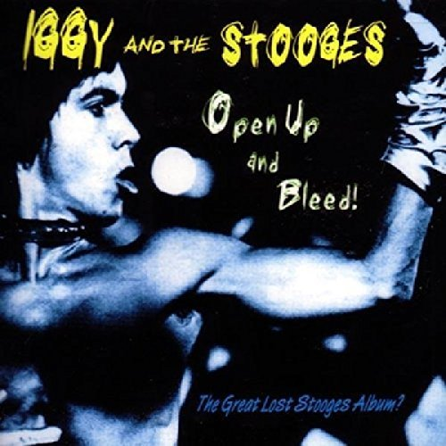 Iggy & The Stooges Open Up & Bleed!