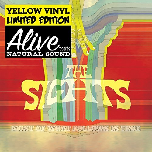 Sights Most Of What Follows Is True Yellow Vinyl