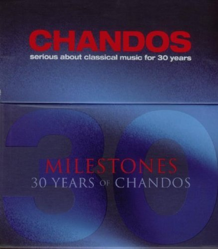 Milestones 30 Years Of Chando Milestones 30 Years Of Chando Various Various