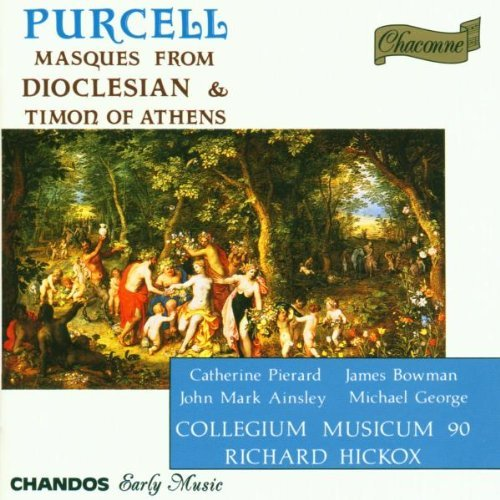 H. Purcell Dioclesian Timon Of Athens