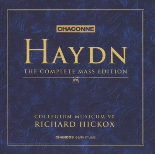 J. Haydn Complete Mass Edition 8 CD