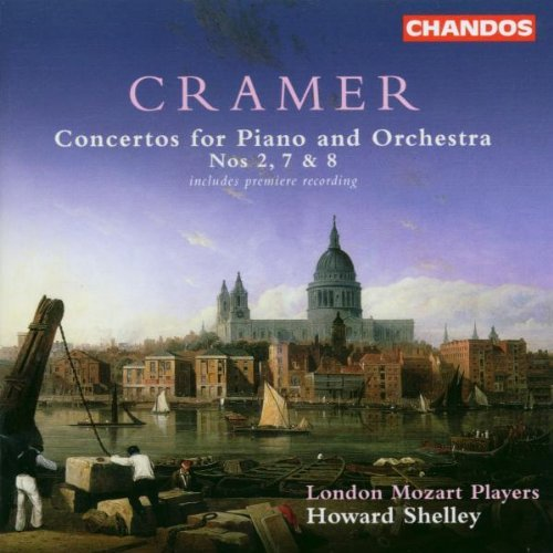 Cramer Con Pno & Orch 2 7 8 Shelley*howard (pno) Shelley London Mozart Players
