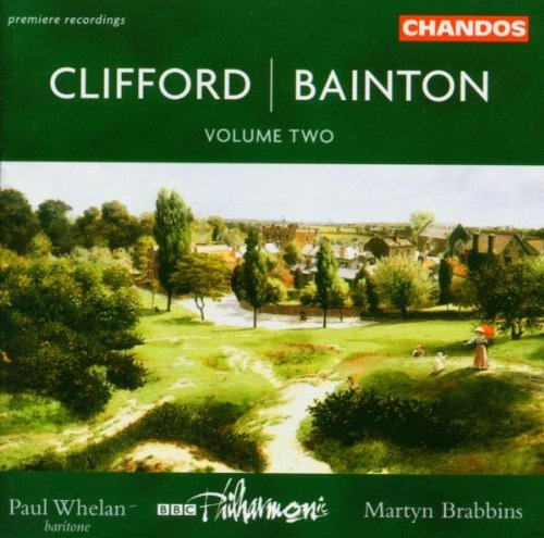 Clifford Bainton Kentish Ste Epithalamion Engli Whelan*paul (bar) Brabbins Bbc Phil