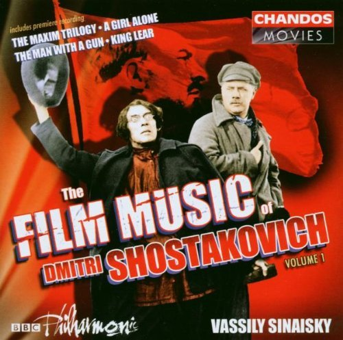 Vasisily Sinaisky Film Music Of Dimitri Shostako Sinaisky Bbc Phil