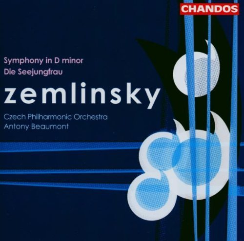 A. Zemlinsky Sym D Minor Die Seejungfrau Beaumont Czech Po