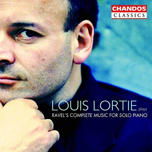 Joseph Maurice Ravel Complete Piano Music Lortie*louis (pno)