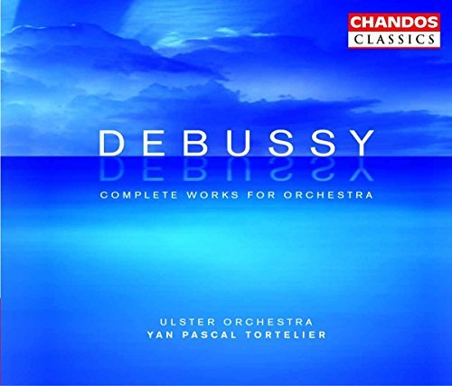 Claude Debussy Complete Works For Orchestra Tortelier Ulster Orch