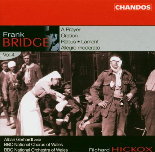 F. Bridge Bridge Orchestral Works Vol. 4 Gerhardt (vc) Hickox Bbc Natl Orch