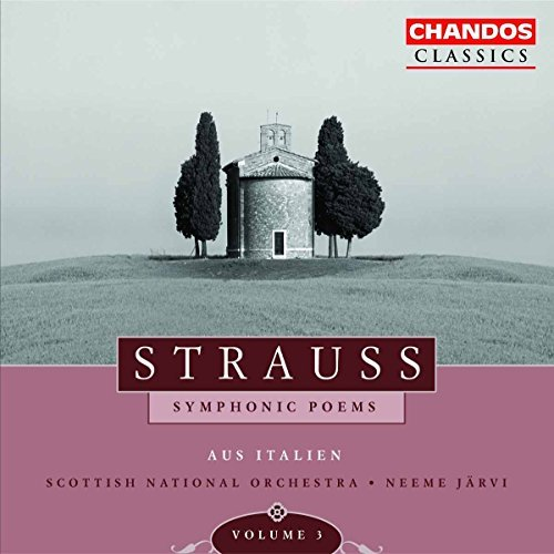 Richard Strauss Aus Italien Metamorphosen Jarvi Royal Scottish Orch