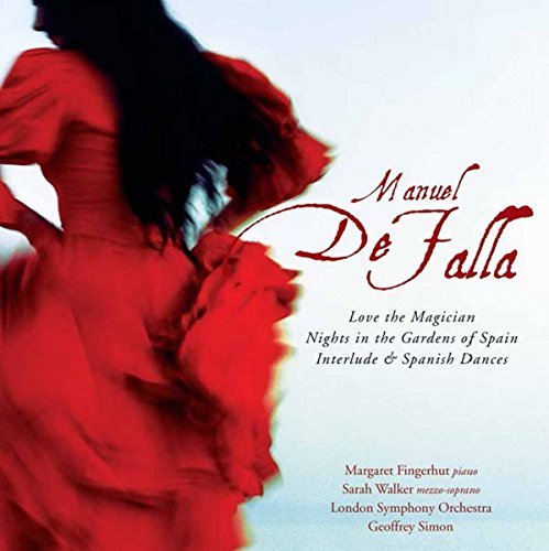 M. De Falla Nights In The Gardens Of Spain Fingerhut (pno)