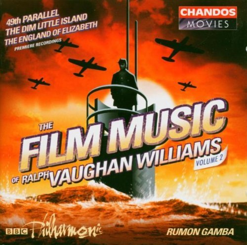 R. Vaughan Williams Film Music Vol. 2 Gray (sop) Hindemarsh (ten) & Gamba