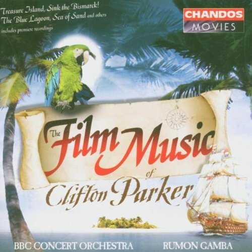 C. Parker Film Music Of Clifton Parker Gamba Bbc Concert Orch