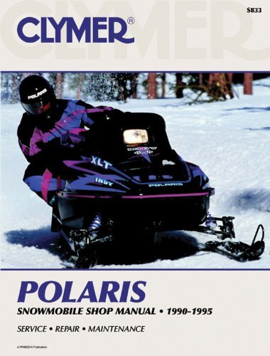 Penton Polaris Snowmobile 90 95
