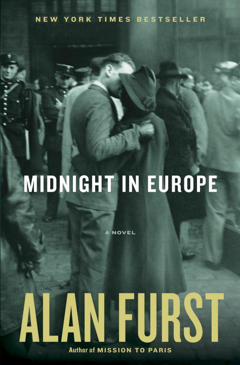 Alan Furst Midnight In Europe