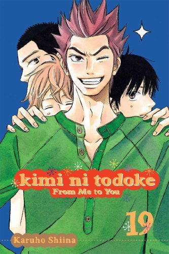 Karuho Shiina Kimi Ni Todoke From Me To You Volume 19