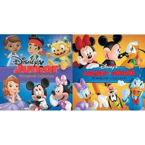 Disney Press Disney Junior Storybook Collection
